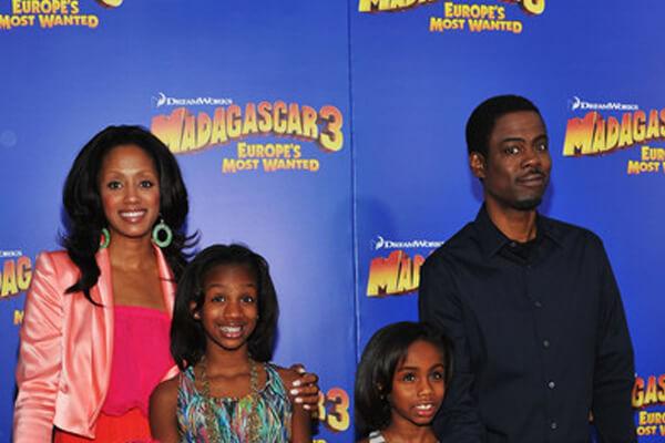 Lola Simone Rock's parents