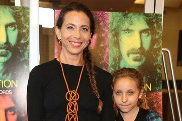 Moon Zappa, Mathilda Plum Doucette