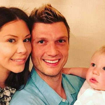 Meet Odin Reign Carter – Photos Of Nick Carter's Son With Wife Lauren Kitt