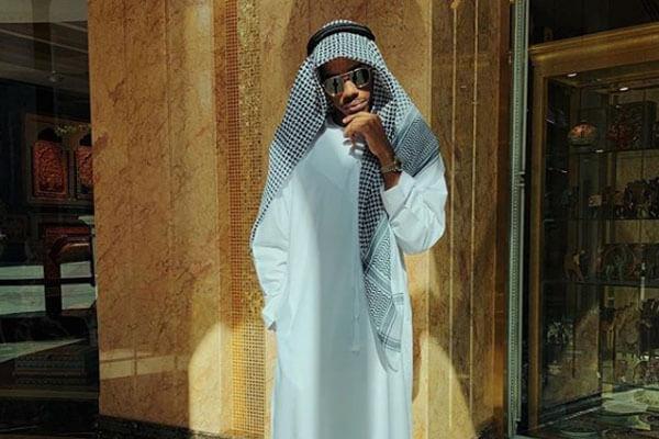 Saudi Prince Wynton Harvey