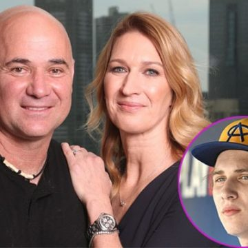 Meet Jaden Gil Agassi – Photos Of Andre Agassi's Son With Wife Steffi Graf