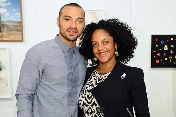 Aryn Drake-Lee's ex-husband is Jesse Williams