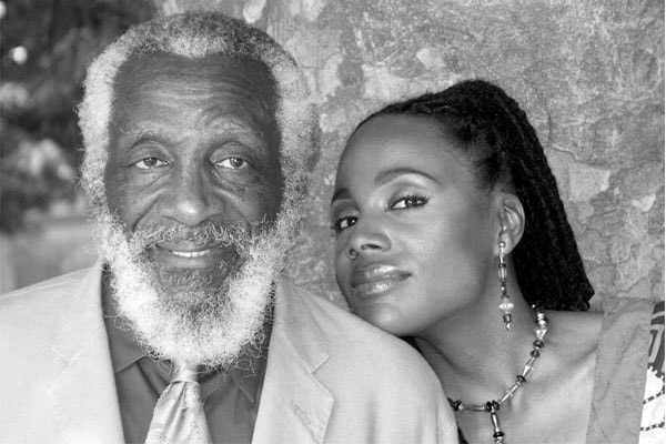 Dick Gregory's daughter, Ayanna Gregory