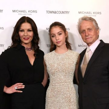 Meet Carys Zeta Douglas – Photos Of Michael Douglas' Daughter With Wife Catherine Zeta-Jones