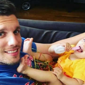 Meet Delilah Distefano – Photos Of Chris DiStefano's Daughter With Wife Jazzy DiStefano