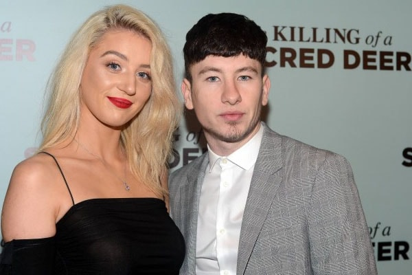 The couple of Barry Keoghan and Shona Guerin