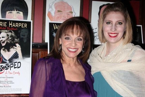 Cristina Cacciotti is the daughter of Valerie Harper and Tony Cacciotti