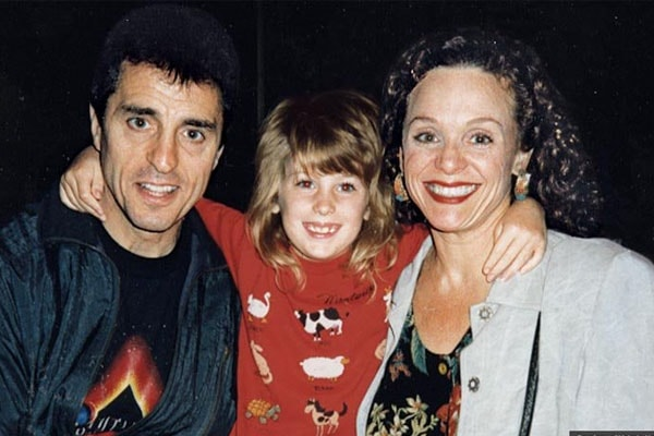 Cristina Cacciotti is the adopted daughter of Valerie and Tony