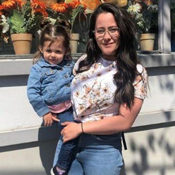 Meet Ensley Jolie Eason – Photos Of Jenelle Eason's Daughter With Husband David Eason