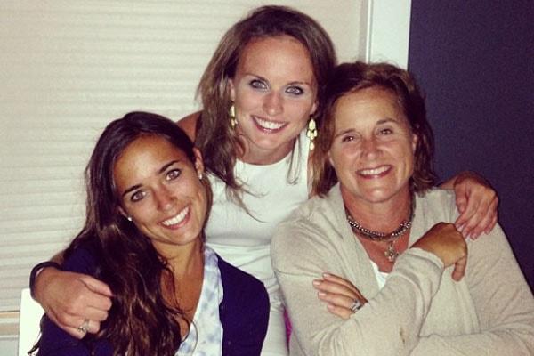 Gigi Koch bonds very well with her half-sister, Ellie LeBlond
