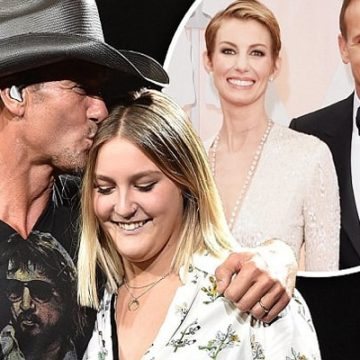 Meet Gracie McGraw – Photos Of Tim McGraw's Daughter With Wife Faith Hill