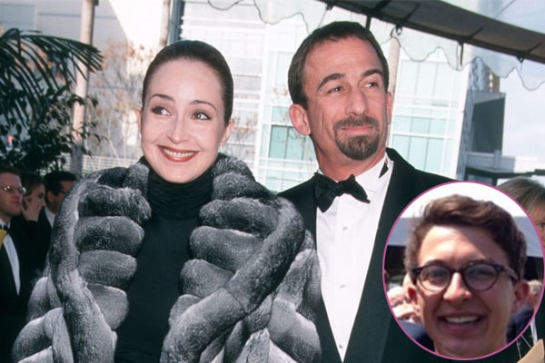 Harry Hayman is the youngest son of Annie Potts and James Hayman
