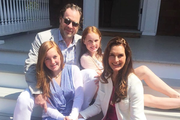 Rowan Henchy is the daughter of Brooke Shields and Chris Henchy