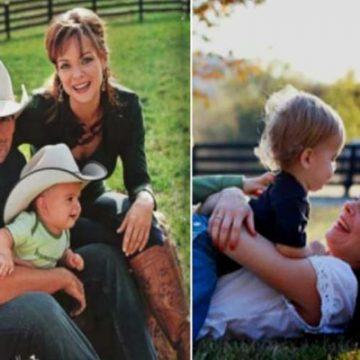 Meet Jasper Warren Paisley – Photos Of Brad Paisley's Son With Wife Kimberly Williams-Paisley