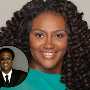 Meet Je'Niece Childress – Photos Of Late Bernie Mac's Daughter With Wife Rhonda McCullough