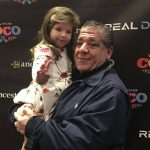 Joey Diaz and daughter Mercy Diaz