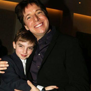 Meet Josef Bell – Photos Of Joshua Bell's Son With Baby Mama Lisa Matricardi