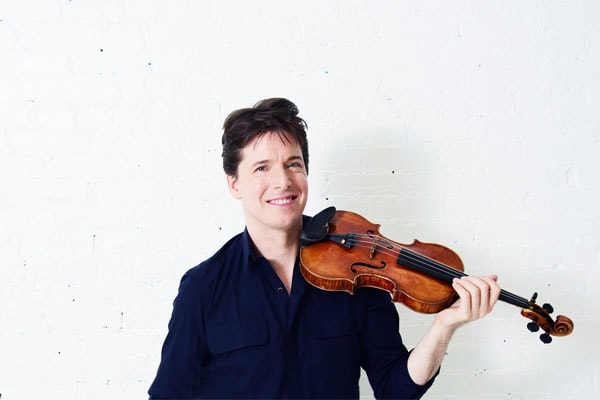 Joshua Bell is Josef Bell's dad