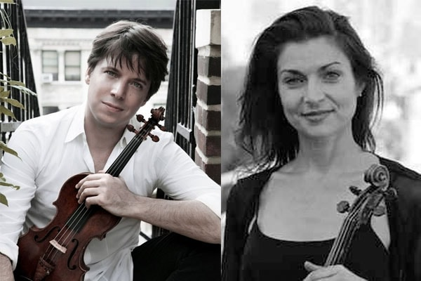 Benjamin Bell is Joshua Bell's son with his baby mama, Lisa Matricardi