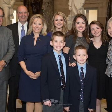 Did You Know Dick Cheney's Daughter Liz Cheney Is A Mother Of Five Children