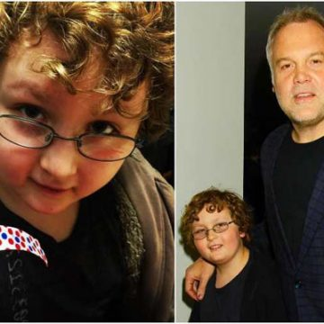 Meet Luka D'Onofrio –  Photos Of Vincent D'Onofrio's Son With Wife Carin van der Donk