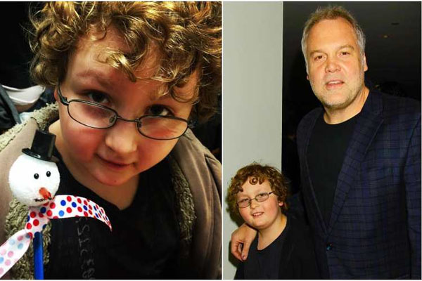 Vincent D'Onofrio's son, Luka D'Onofrio