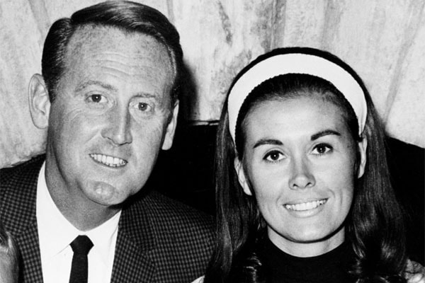 Michael A. Scully's dad is Vin Scully