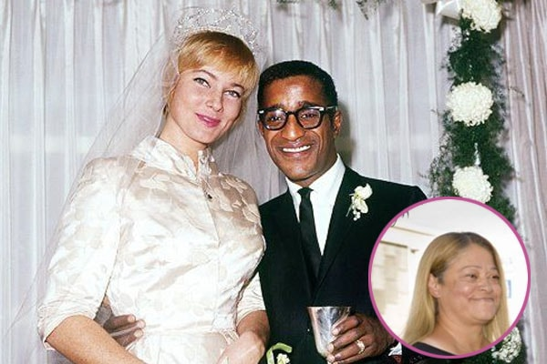 Tracey Davis is the daughter of May Britt and Sammy Davis Jr.