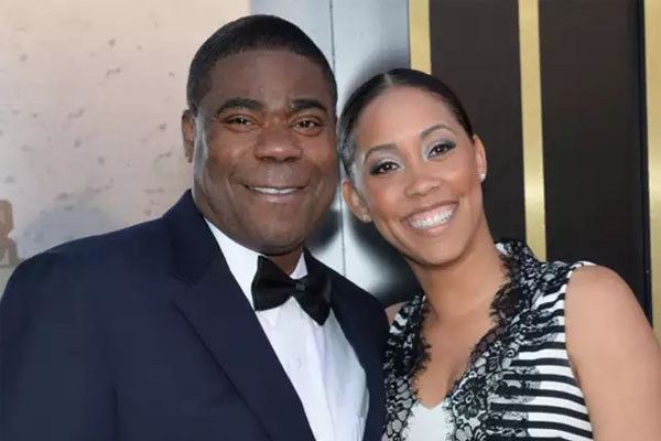 Tracy Morgan's wife Megan Wollover