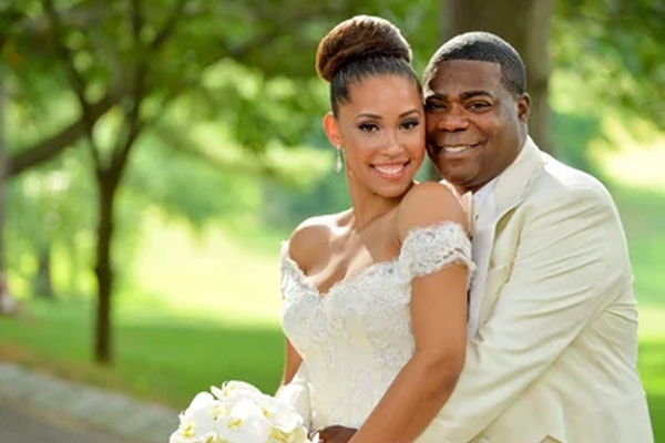 Megan Wollover's husband, Tracy Morgan is an actor