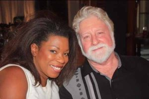 Michael Tomlinson is Lorraine Toussaint's husband