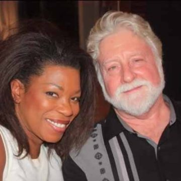 Meet Michael Tomlinson – Photos Of Lorraine Toussaint's Husband and Father Of Her Daughter