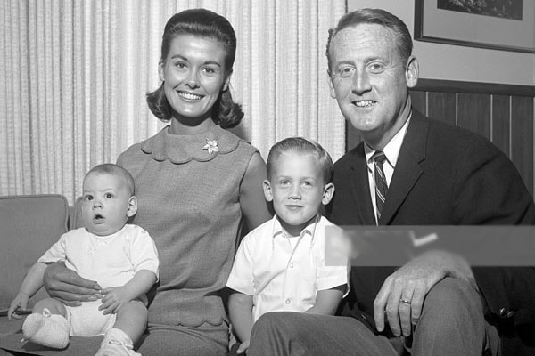 Vin Scully's son is Michael A. Scully