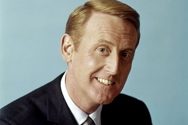 Michael A. Scully's father is Vin Scully