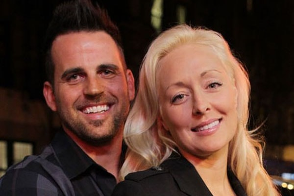 Mindy McCready and David Wilson