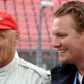 Meet Lukas Lauda -Photos Of Niki Lauda's Son With Ex-Wife Marlene Knaus