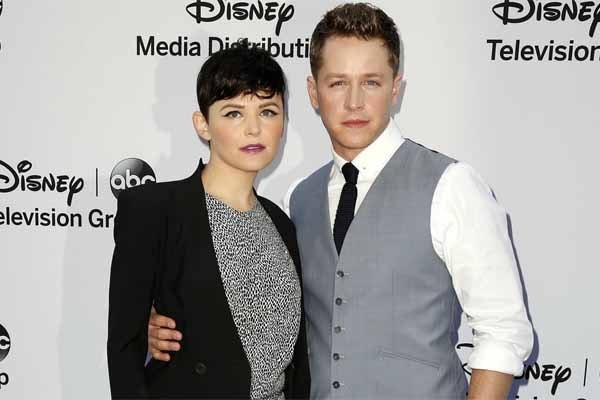 Oliver Finlay Dallas is Ginnifer Goodwin's son