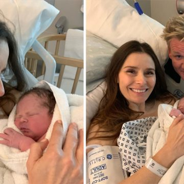 Meet Oscar James Ramsay- Photos Of Son of Gordon Ramsay and Wife Tana's Fifth Son