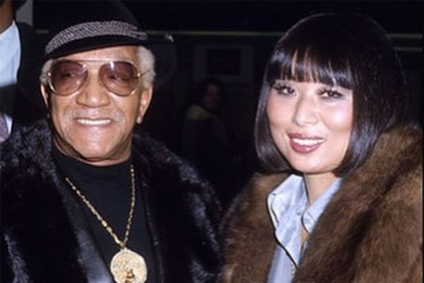 Redd Foxx and his ex-wife Yun Chi Chung