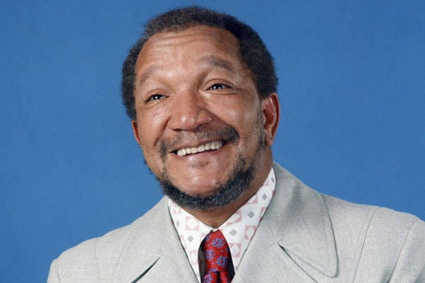 Redd Foxx's net worth is $-3.5 million