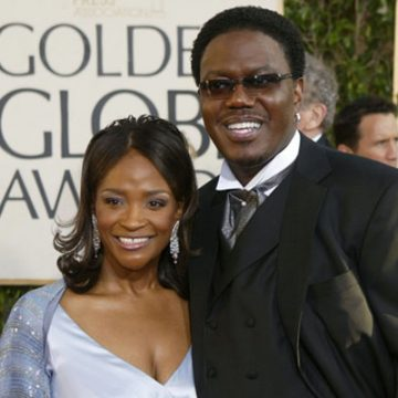 Meet Rhonda McCullough – Photos Of Late Bernie Mac's Wife Who Was By His Side Till His Last Breath