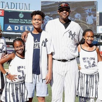 CC Sabathia Is a Proud Father Of Four Children – Know All About Them