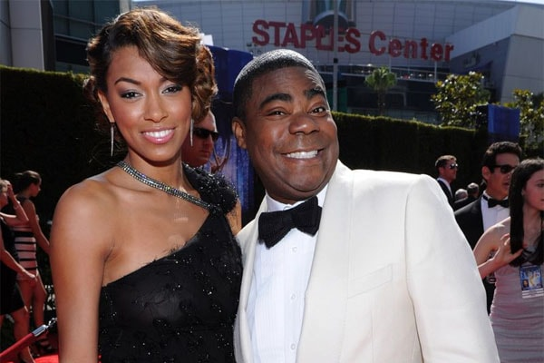 Tracy Morgan's ex-wife is Sabina Morgan