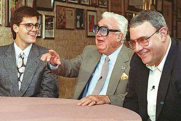 Harry Caray's son is Skip Caray