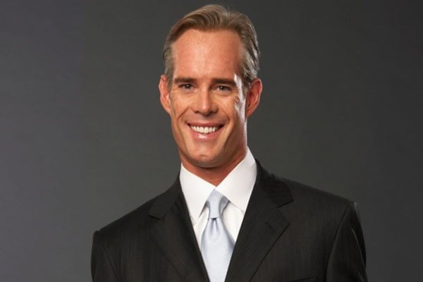 The American Sportscaster, Joe Buck