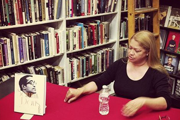 May Britt's daughter, Tracey honors father with a book on his life