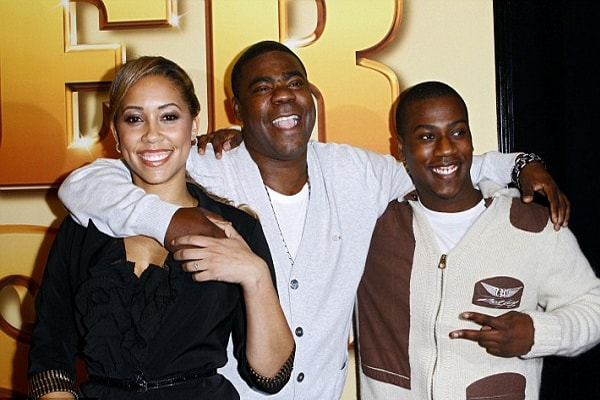 Tracy Morgan's son, Tracy Morgan Jr.
