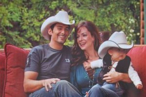Brad Paisley's son William Huckleberry Paisley