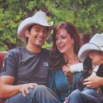 Meet William Huckleberry Paisley – Photos Of Brad Paisley's Son With Wife Kimberly Williams-Paisley