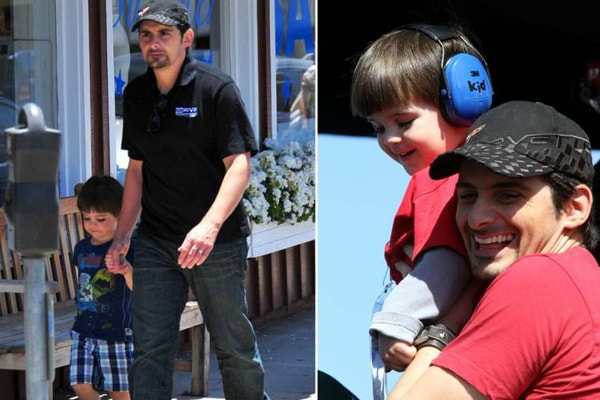 Brad Paisley's son is William Huckleberry Paisley